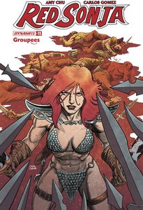 [Red Sonja #11 (Groupees Exclusive Variant) (Product Image)]