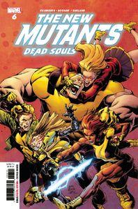 [New Mutants: Dead Souls #6 (Product Image)]