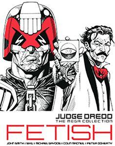 [2000AD: Judge Dredd: Mega Collection: Issue 50: Fetish (Product Image)]