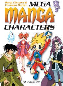 [Mega Manga Characters (Product Image)]