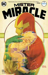 [Mister Miracle #7 (Variant Edition) (Product Image)]