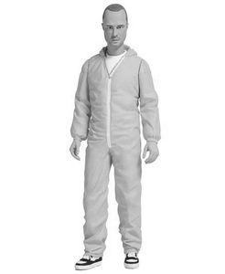 [Breaking Bad: Action Figures: Jesse Pinkman in Yellow Hazmat Suit (Product Image)]