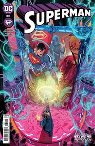 [Superman #30 (Cover A John Timms) (Product Image)]