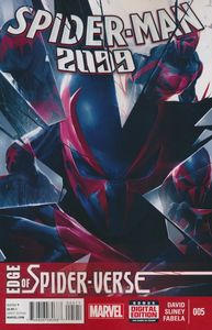 [Spider-Man 2099 #5 (Product Image)]