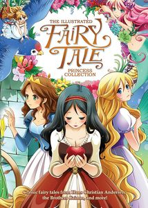 [The Illustrated Fairytale Princess Collection (Product Image)]