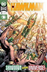 [Hawkman #12 (Product Image)]