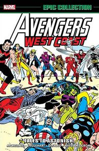 [Avengers: West Coast: Epic Collection: Tales To Astonish (Product Image)]