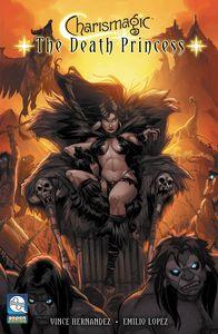 [Charismagic: The Death Princess: Volume 1 (Product Image)]