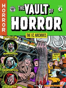 [EC Archives: Vault Of Horror: Volume 4 (Hardcover) (Product Image)]