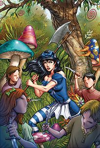 [Revenge Of Wonderland #5 (Cover B - Goh) (Product Image)]