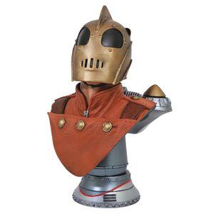 [Rocketeer: Legends In 3D Bust: Rocketeer (Product Image)]