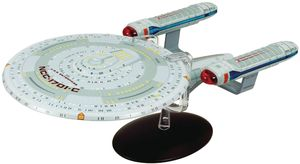 [Star Trek: Starships Special #27 USS Enterprise C (Product Image)]