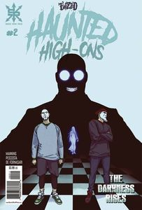 [Twiztid: Haunted High-Ons: Darkness Rises #2 (Product Image)]
