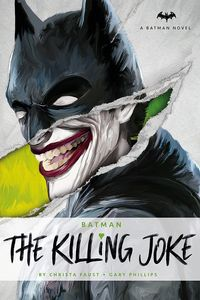 [DC Comics Novels: Batman: The Killing Joke (Product Image)]