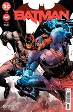 [The latest cover for Batman]