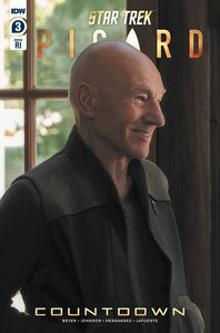 [Star Trek: Picard #3 (Photo Variant) (Product Image)]