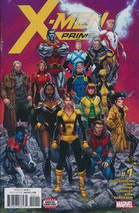 [X-Men: Prime #1 (Product Image)]