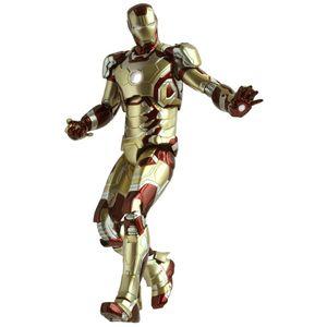 [Iron Man 3: Super Alloy Die Cast Figure: Mark 42 (Product Image)]