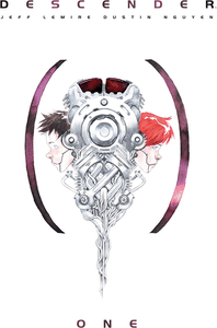 [Descender: The Deluxe Edition: Volume 1 (Hardcover) (Product Image)]