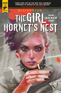 [Millennium: Volume 3: The Girl Who Kicked The Hornets Nest (Product Image)]