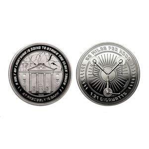 [Back To The Future: Limited Edition Coin (Product Image)]