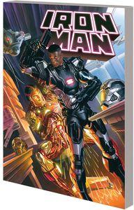 [Iron Man: Volume 2: Books Korvac II: Overclock (Product Image)]
