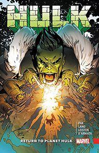 [Hulk: Return To Planet Hulk (Product Image)]