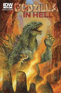 [Godzilla In Hell #2 (Product Image)]