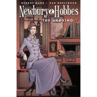 [George Mann on Newbury & Hobbes (Product Image)]
