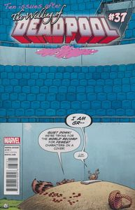 [Deadpool #37 (Rocket Raccoon & Groot Variant) (Product Image)]