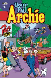 [All New Classic Archie: Your Pal Archie #5 (Cover B Mcclaine) (Product Image)]