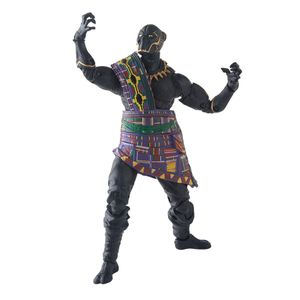 [Black Panther: Marvel Legends Action Figure: T'Chaka (Product Image)]