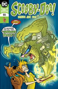 [Scooby Doo, Where Are You? #105 (Product Image)]