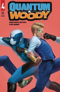 [Quantum & Woody (2020) #4 (Cover B Rahzzah) (Product Image)]