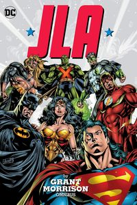 [JLA By Grant Morrison: Omnibus (Hardcover) (Product Image)]