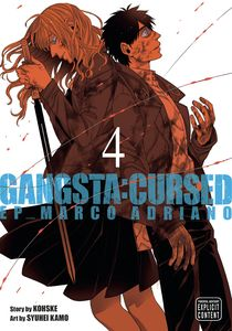 [Gangsta: Cursed:: Volume 4 (Product Image)]