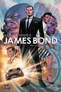 [The cover for James Bond #1]