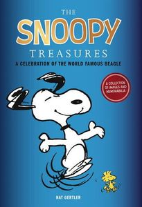 [The Snoopy Treasures (Hardcover) (Product Image)]