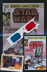 [Star Wars: Empire Strikes Back: Micro Comic Collectors Pack (Product Image)]