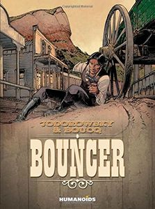 [Bouncer (Hardcover) (Product Image)]