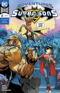 [Adventures Of The Super Sons #3 (Product Image)]
