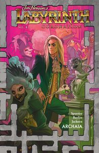 [Jim Henson's Labyrinth: Coronation #4 (Product Image)]