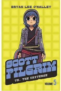 [Scott Pilgrim: Volume 5: Scott Pilgrim Vs The Universe (Product Image)]