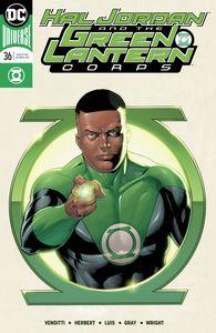 [Hal Jordan & The Green Lantern Corps #36 (Variant Edition) (Product Image)]