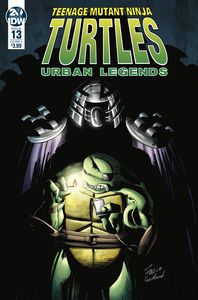 [Teenage Mutant Ninja Turtles: Urban Legends #13 (Cover A Fosco) (Product Image)]