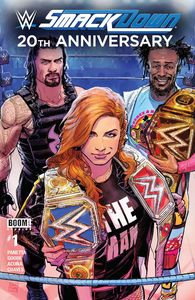 [WWE Smackdown: Live Special #1 (Product Image)]