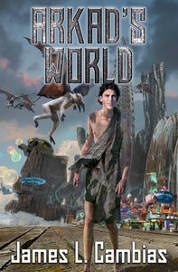 [Arkad's World (Hardcover) (Product Image)]