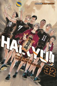 [Haikyu: Volume 32 (Product Image)]