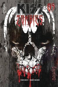 [Kiss: Zombies #5 (Cover A Suydam) (Product Image)]