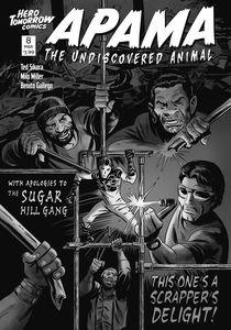 [Apama: The Undiscovered Animal #8 (Product Image)]